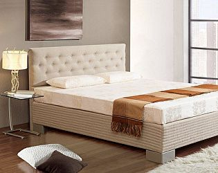 Купить кровать Belabedding Boxspringbett London 01.5 (К2)